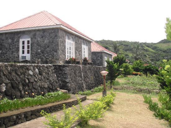 Batanes Resort: Located on a sprawling property