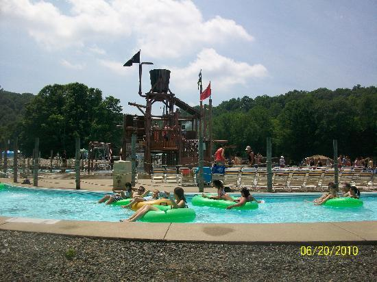 Hope, NJ: Lazy River
