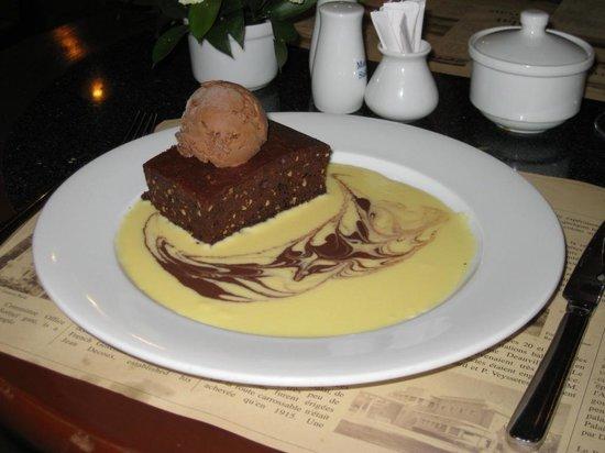 Le Cafe de la Poste: Dessert