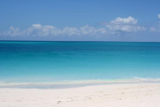 Royal West Indies Resort : Beautiful beach on Grace Bay...right outside your door!