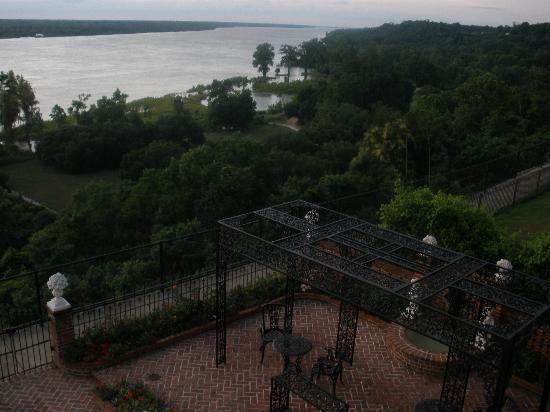 Riverview Bed and Breakfast: From the balcony