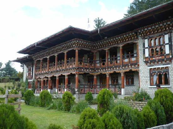 Wangdicholing Guest House: hotel
