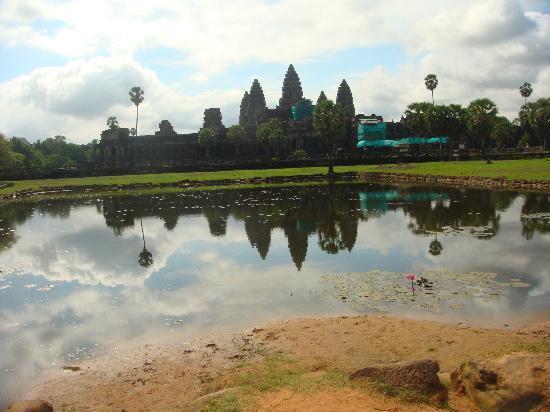 Angkor Palace Resort & Spa: Angkor Wat