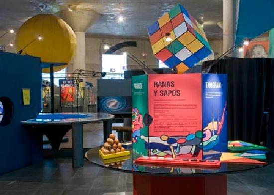 San Cristobal de La Laguna, Spanje: Museo de la Ciencia y el Cosmos