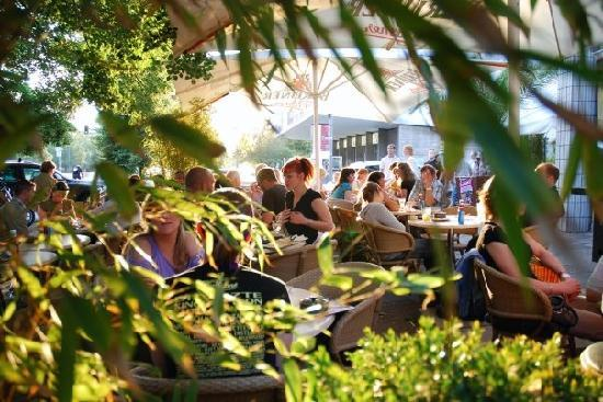 Restaurant Alberts: ALBERTS Sonnenterrasse