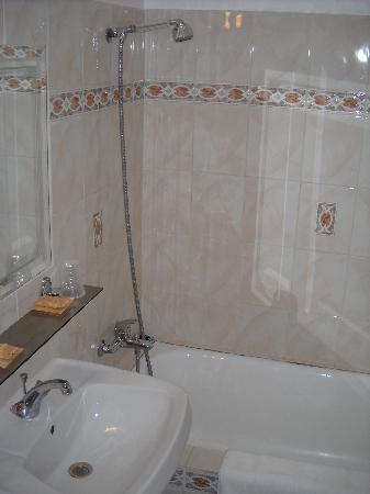 Hotel Porte de Camargue: Bathroom