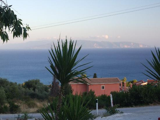 Lovides Village: The view from our room