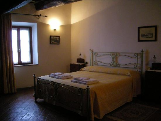 Villa Le Torri: Our bedroom