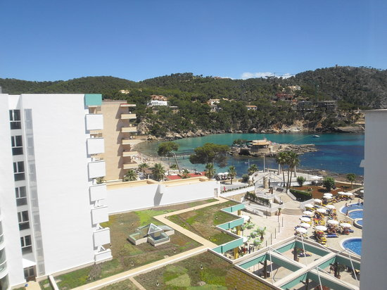 Camp De Mar, Spain: El hotel