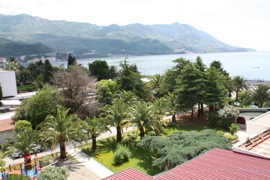 Hotel Montenegro Beach Resort: Utsikt fra rommet
