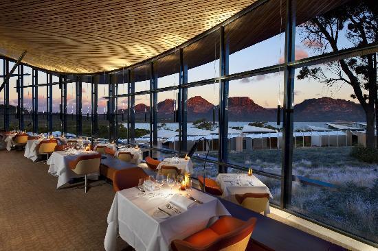 Saffire Freycinet: Palate Restaurant