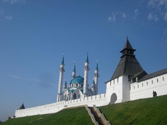 คาซาน, รัสเซีย: Kremel