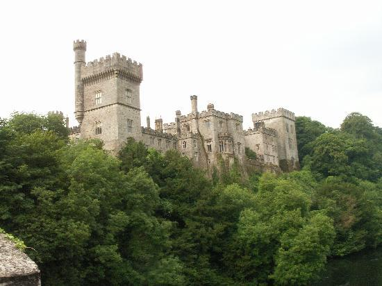Lismore House Hotel: Lismore Castle