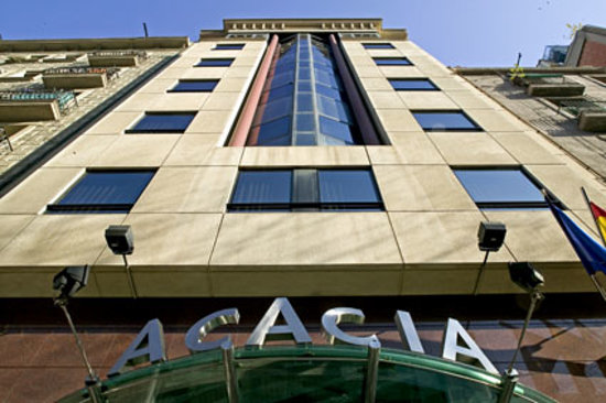 Acacia Suite: FACHADA HOTEL