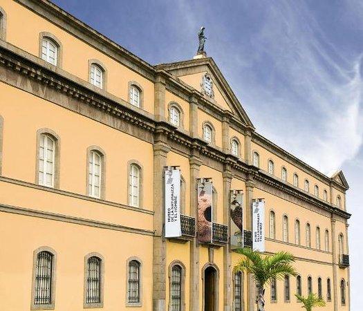 Museo de Naturaleza y Arqueologia