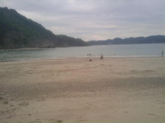 Tortuga Island: More of the beach