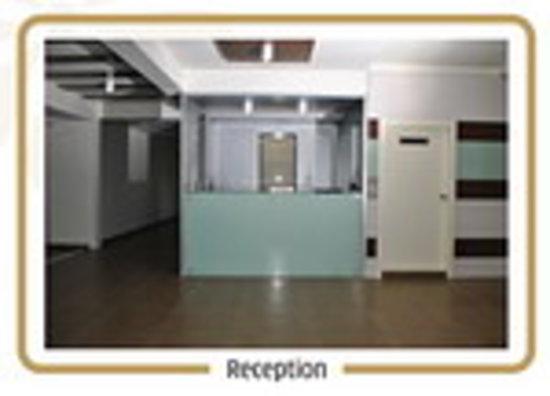 Hotel Platinum: Reception