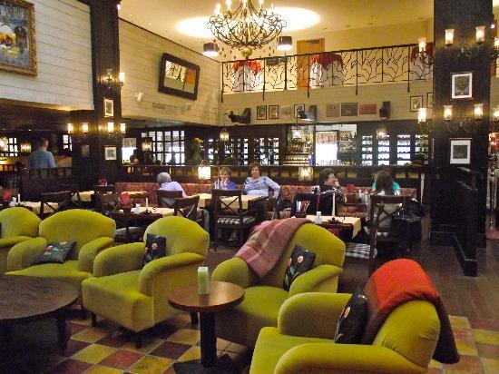Original Sokos Hotel Olympia Garden: la hall