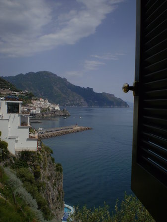Santa Caterina Hotel: HEAVEN ON EARTH
