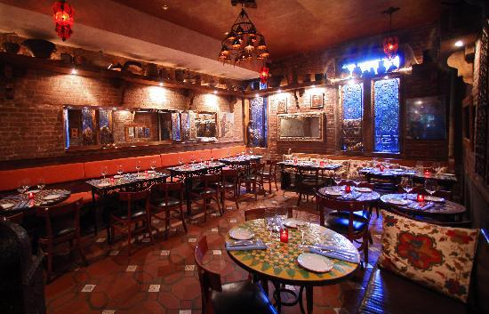 Nomad tapas restaurant picture of nomad new york city for African cuisine nyc