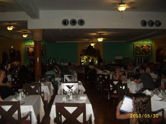 Iberostar Varadero: restaurante buffet
