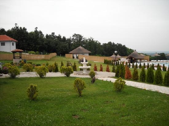Arandjelovac, Serbie : the garden