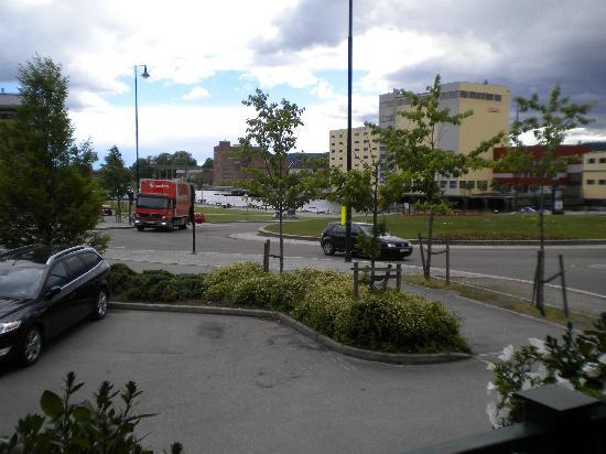 Thon Hotel Hoyers: und der Hafen