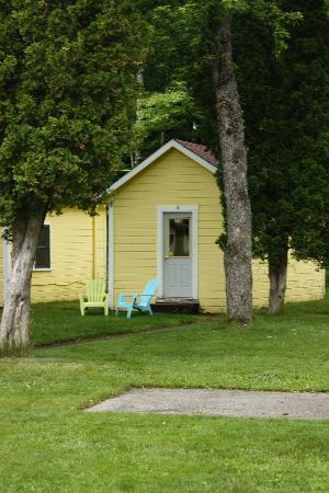 Katahdin Cabins: Cabin #6