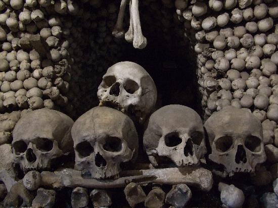 Prague, Czech Republic: sedlec ossuary