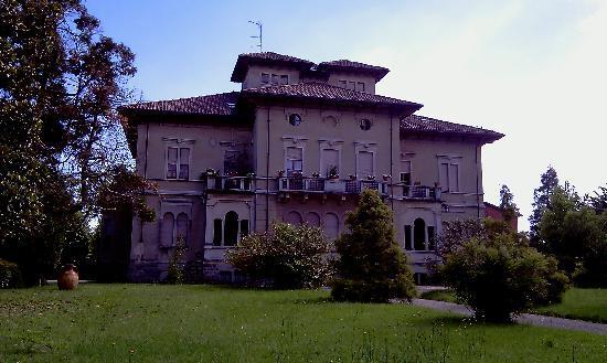 Cossato, Italia: la villa