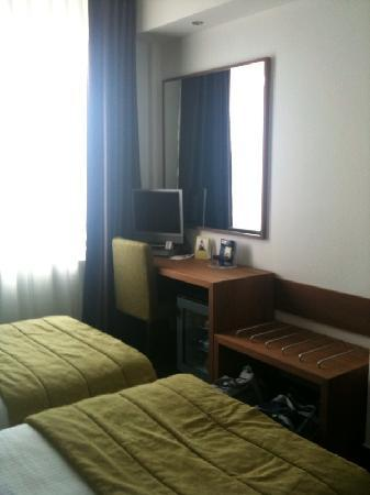 Sandalia Hotel : great new room