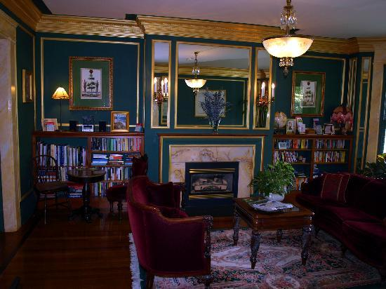 Gryphon House: Down stairs drawing room