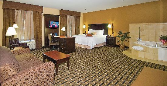 Hampton Inn & Suites Palestine : Whirlpool