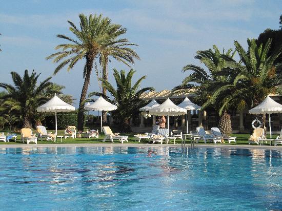 Hotel Palace Oceana Hammamet: Piscina