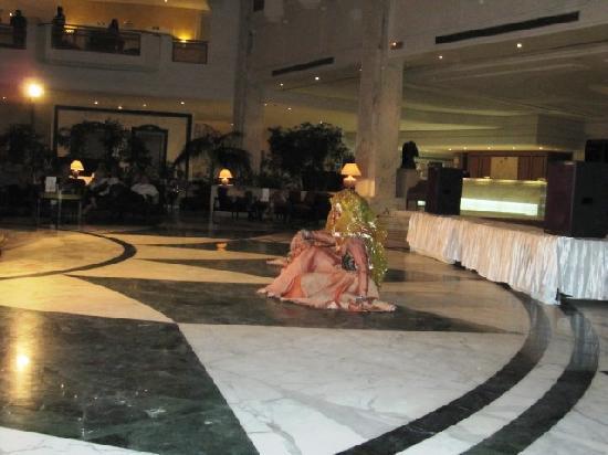 Hotel Palace Oceana Hammamet: Espetaculo