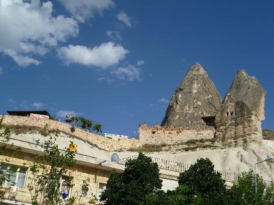 Panoramic Cave Hotel: La pensione