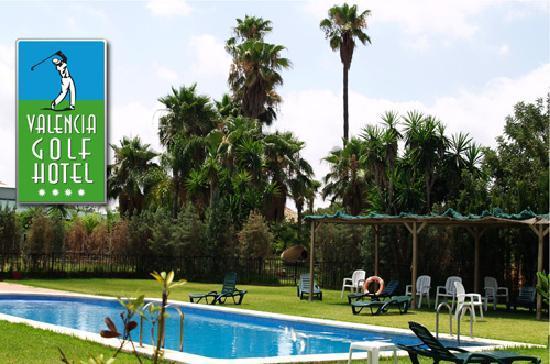 Valencia Golf Hotel: Hotel Valencia Golf - Piscina
