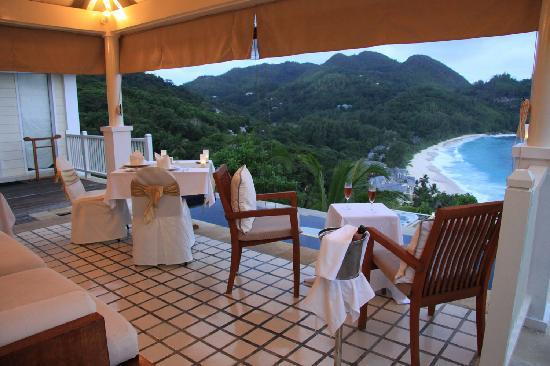 Banyan Tree Seychelles: Magical 25th Wedding Anniversary Setting