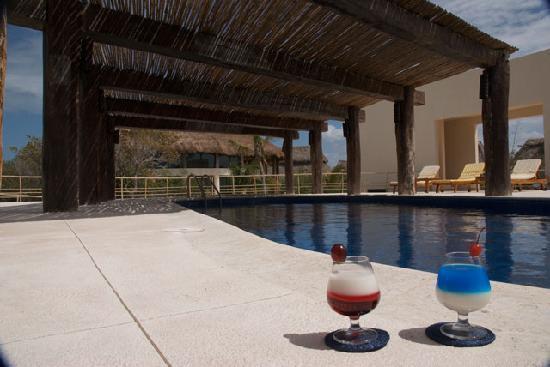 Hotel Xixim: Eco Paraiso Xixim - Celestun, Yucatan, Mexico