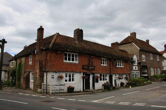 Fittleworth, UK: The Swan