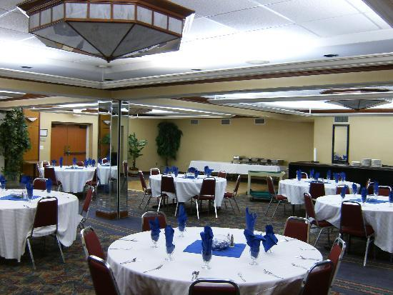 Hudson Valley Hotel and Conference Center by FairBridge: Hamilton Room with 2300 sq ft