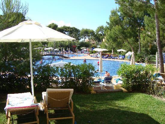 Zafiro Mallorca: our garden
