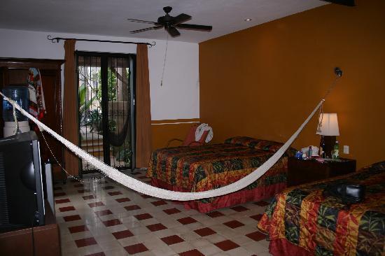 Luz En Yucatan: our room