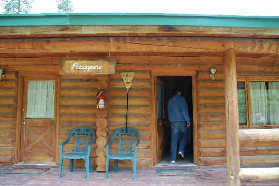 320 Guest Ranch: our cabin