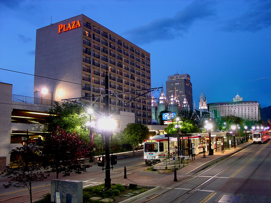The Plaza Hotel Salt Lake City Utah