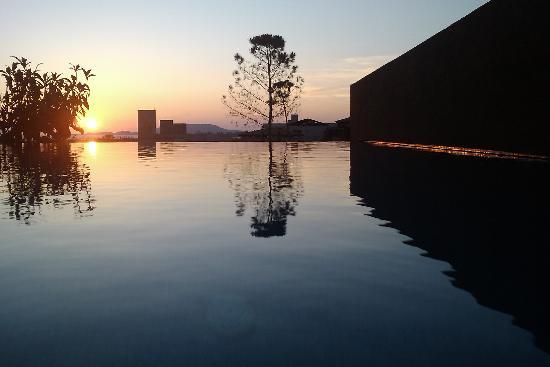Costa Navarino, Grecia: View from infinity room