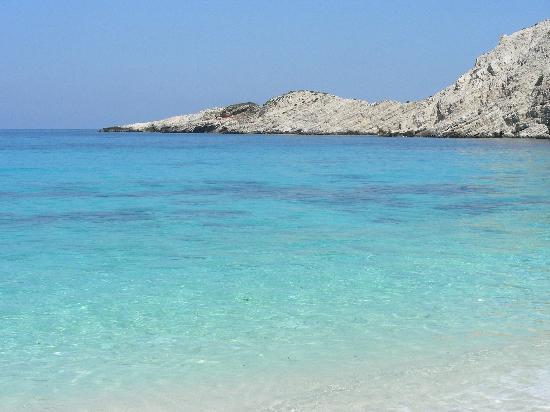 Assos, Grecia: Petanie