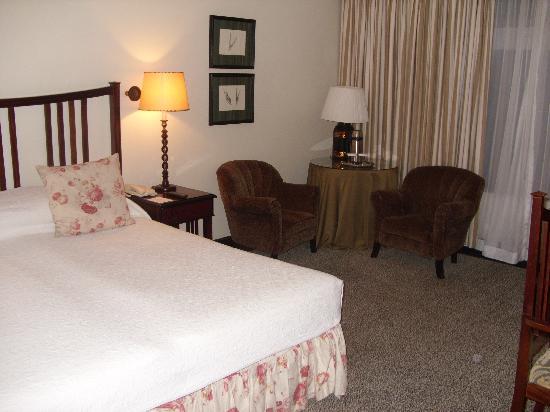 Harare, Zimbabwe: Zimmer Meikles Hotel