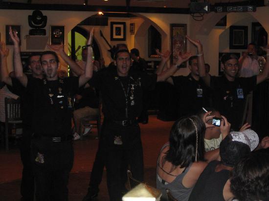 Hard Rock Cafe Hurghada: Personal