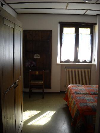 Saint Nicolas, Italia: La camera 2